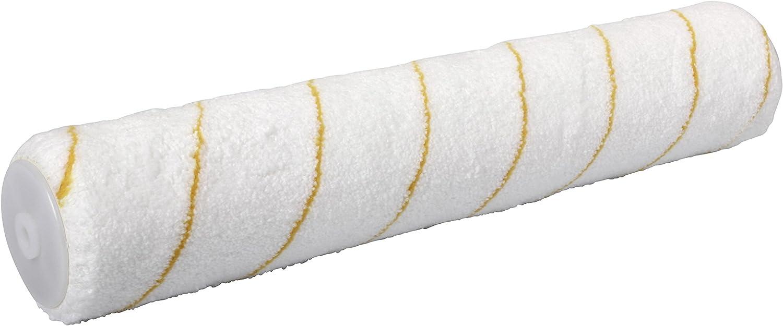 ProDec blanco 30,48 cm juego de 3 piezas Advance ARRE027 D//brazo de relleno de rodillo de microfibra de pelo corto