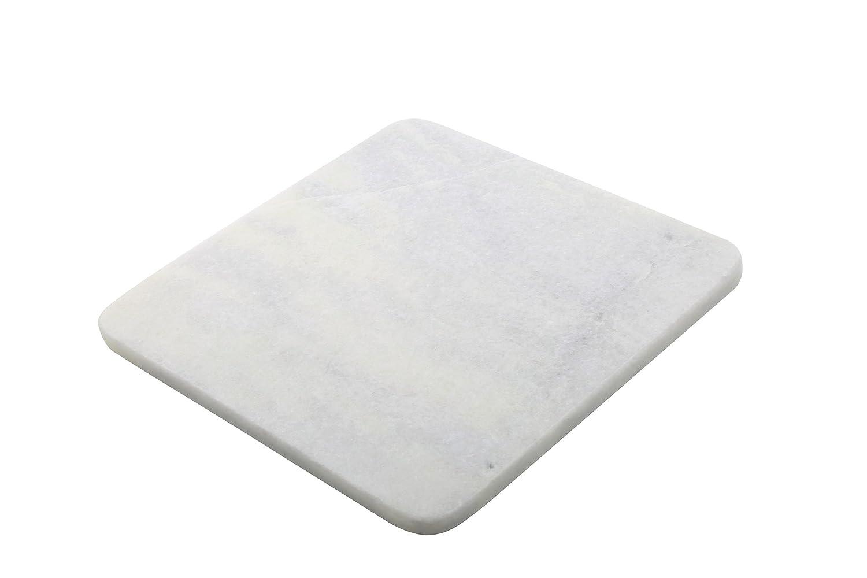 Thirstystone NMC28611 Marble Trivet, White