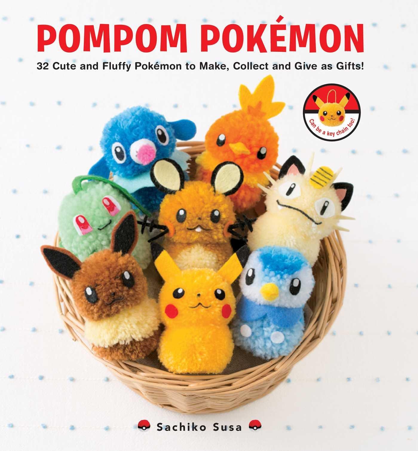 Pompom Pokémon (Pompom Pokemon)