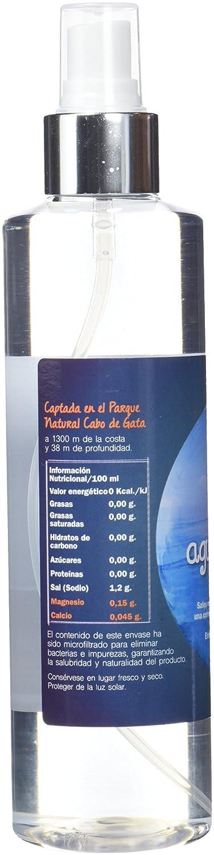 Holoslife Agua de Mar Spray - 3 Recipientes de 250 ml - Total: 750 ml: Amazon.es: Alimentación y bebidas