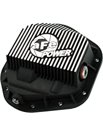 aFe Power 46-70083 Street Series Machined Finish Front Differential Cover for Ford Diesel Trucks