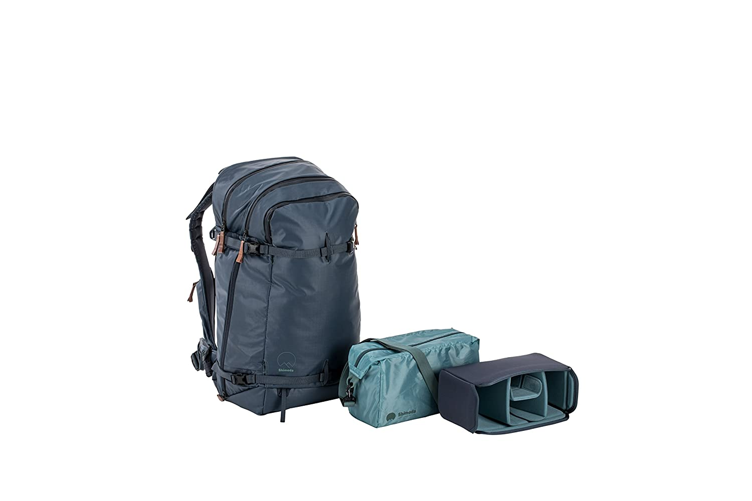 Explore 40 Backpack Starter Kit with 2 Small Core Units (Blue Nights)   B07BKR5CRJ