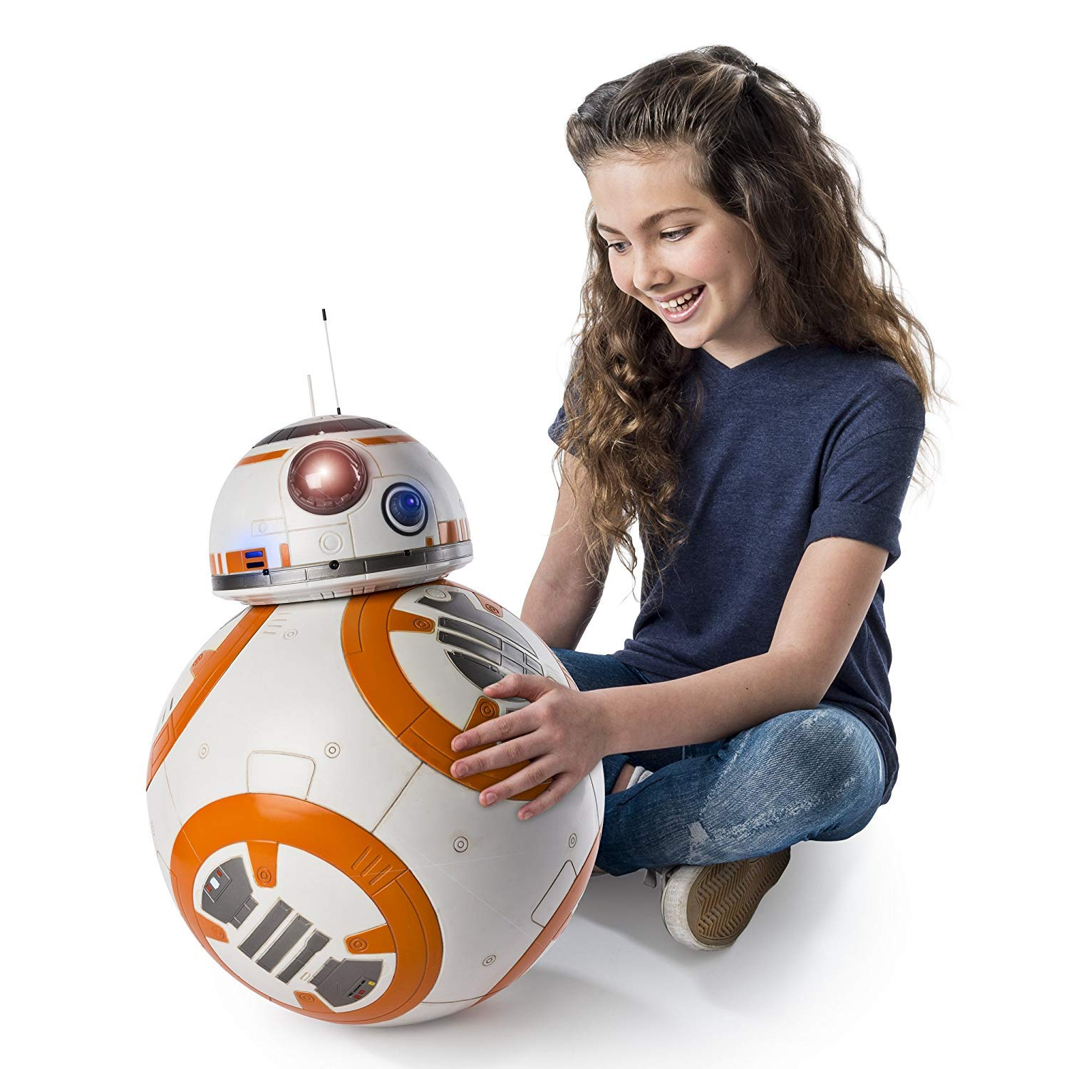 BB8 Star Wars Hero Droid Star Wars Hero Droid BB-8 Fully Interactive Droid by BB8 (Image #4)