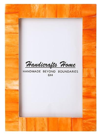 Amazon Com New Real Handmade Black White Bone Photo Picture