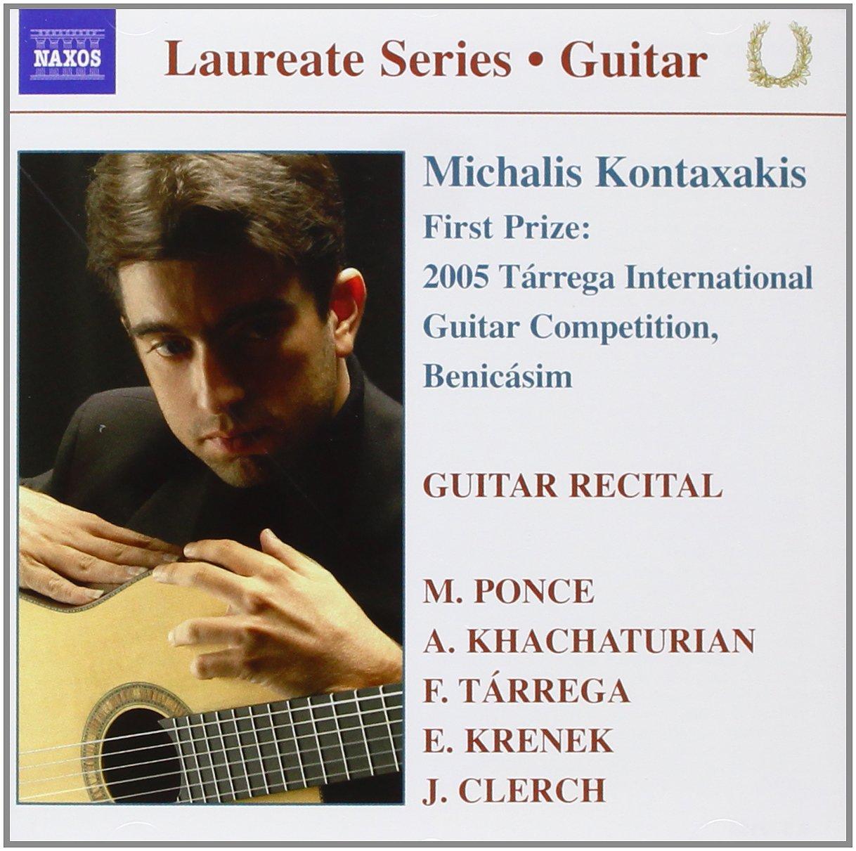 Recital De Guitarra: Michalis Kontaxakis, Manuel Maria Ponce ...