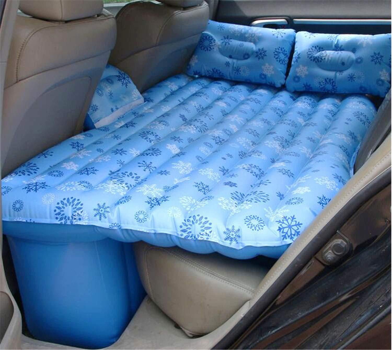 NUO-Z Auto-kampierendes Luft-Bett-Reise-aufblasbarer Matratzen-Außenfahrzeug-Berg SUV, Oxford-Stoff