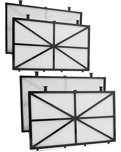 Pack of 4 9991433-R4 Maytronics DL9991433R4 Panels for Cartridge Filter