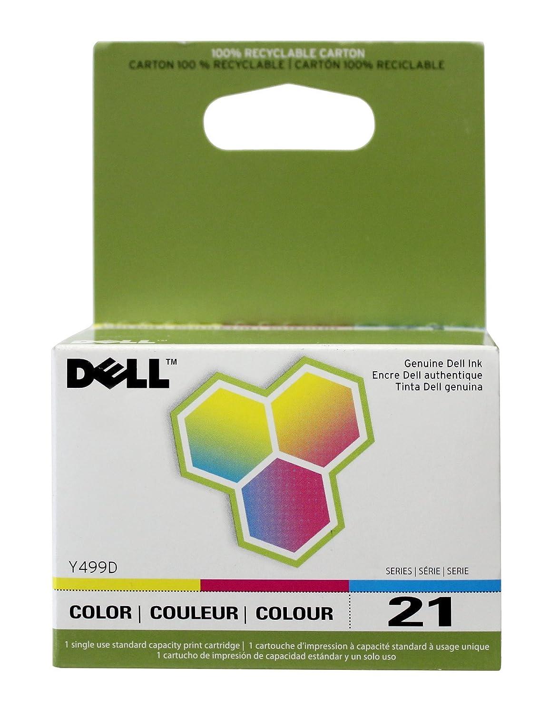 Amazon.com: DELL 21 Cartucho de tinta de color (XG8R3/330 ...