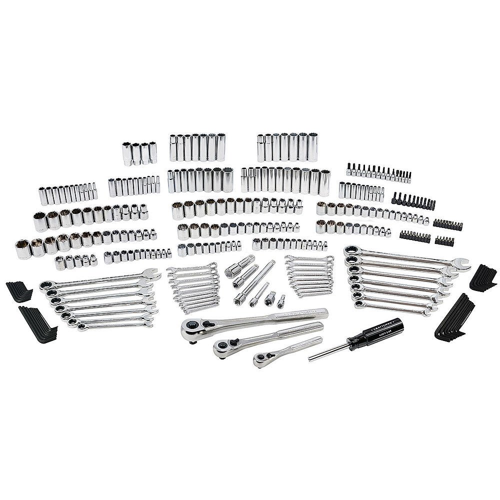 Craftsman 323-pc Mechanics Tool Set