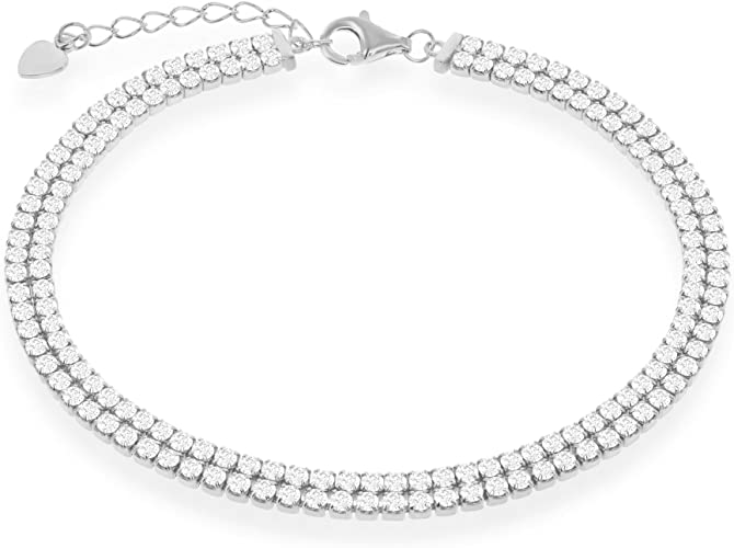 Sterling Silver Anti-Tarnish Treated Polished Feather Charm on an Adjustable Chain Necklace