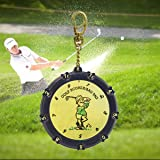 18 Holes 9 Shots Golf Score Counter Round Scoring Tag