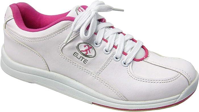 Elite Ariel Pink Women's Bowling Shoes