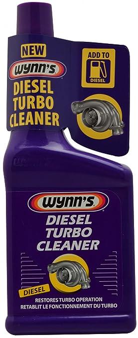 Wynns 31563B Limpiador para Motor Turbo diésel