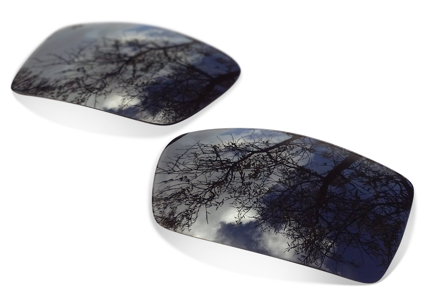 Sunglasses Restorer Lentes Polarizadas Black Iridium para Oakley Gascan