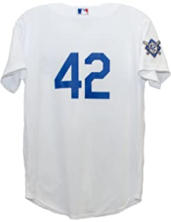 Outerstuff Jackie Robinson Day Los Angeles Dodgers Commemorative Youth Cool  Base Jersey (Youth Sizes) 6204b0e18a1