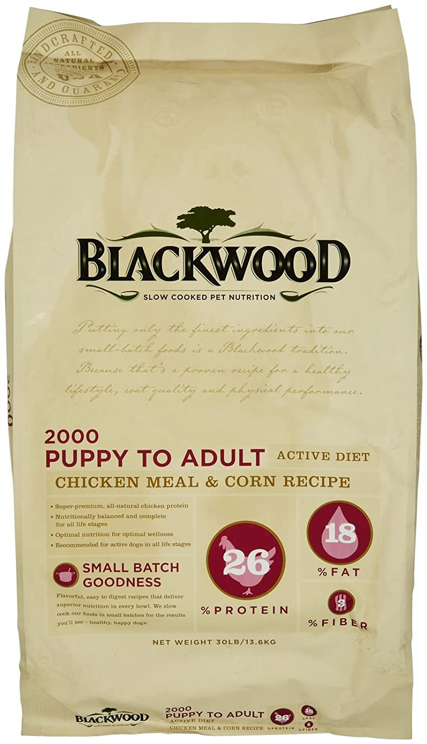 Blackwood 2000 Dog Food - Chicken Meal