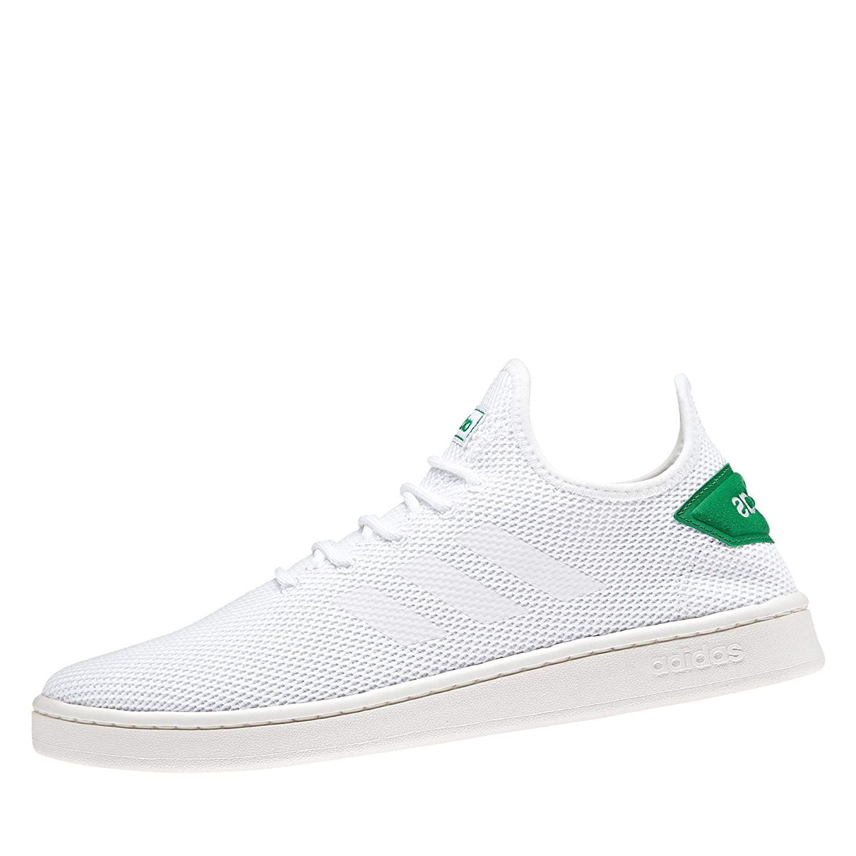Adidas Adidas Adidas Originals Court Adapt weiß grün, 10 UK - 44 2 3 EU - 10.5 US ea4a73