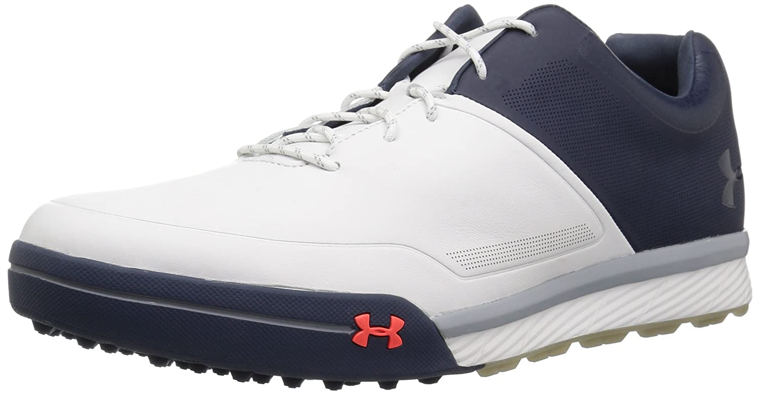 Under Armour メンズ B0714DHFZH 9.5 D(M) US|White/Academy/Academy White/Academy/Academy 9.5 D(M) US