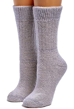 798806d4412b5 Warrior Alpaca Socks - Women's Toasty Toes Ultimate Alpaca Socks at Amazon  Women's Clothing store: