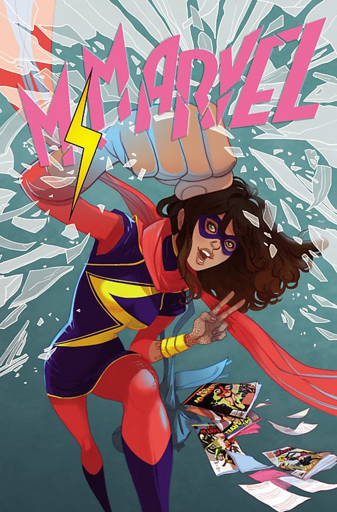 Amazon.com: Ms. Marvel Vol. 3: Crushed (9780785192275): Wilson, G. Willow, Miyazawa, Takeshi, Bondoc, Elmo: Books