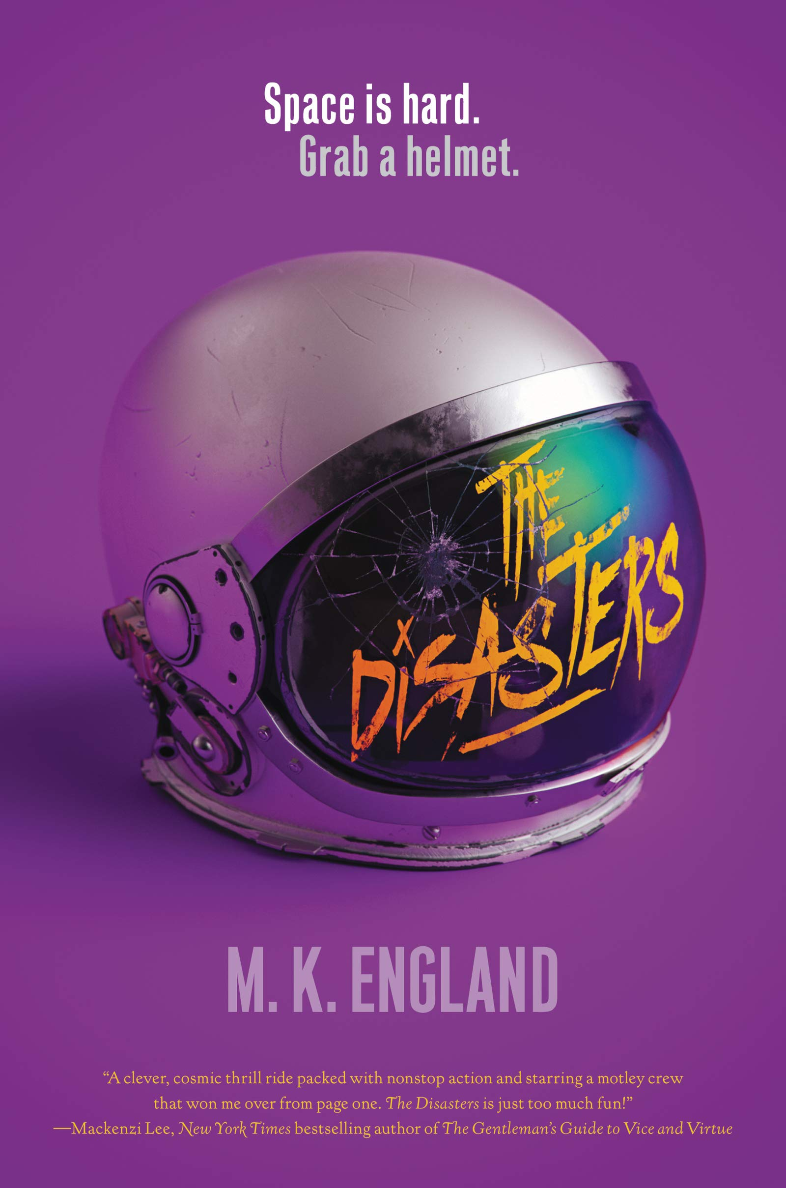 Amazon.com: The Disasters (9780062657671): England, M. K.: Books