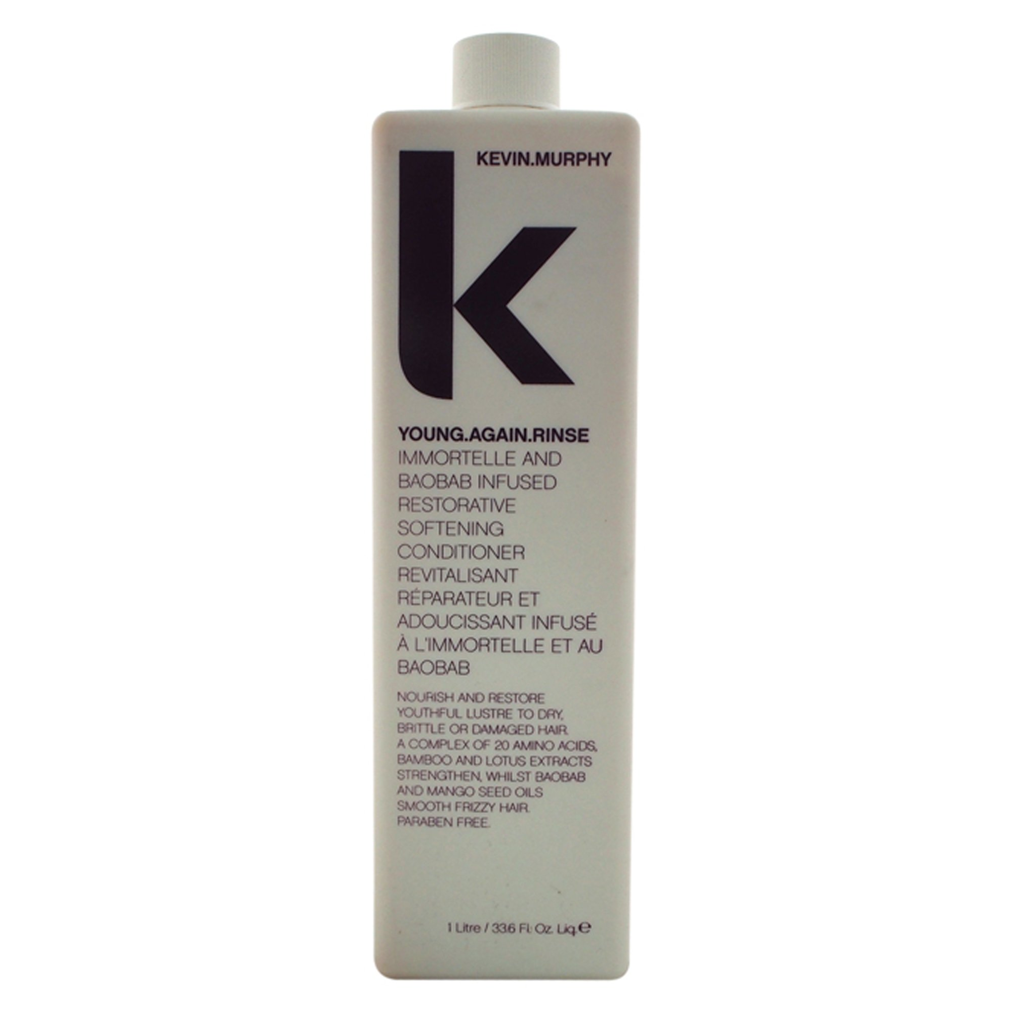 Kevin Murphy Young Again Rinse Conditioner, 33.6 Ounce