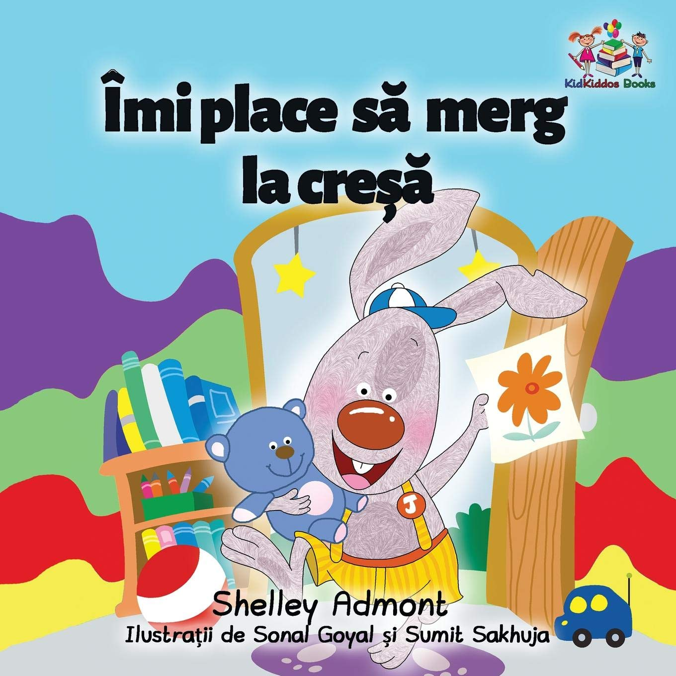 I Love to Go to Daycare (Romanian Children's Book): Romanian Book for Kids (Romanian Bedtime Collection) (Romanian Edition) PDF