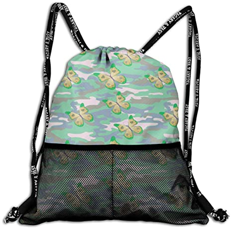 Drawstring Backpack Sack Bag With love for friends iRocket