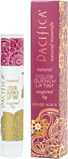 product image for Pacifica Color Quench Sugared Fig Lip Tint 0.15oz, pack of 1