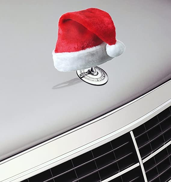 93f0b8f87466fa Nick and Ben Auto Winter - Weihnachts - Mütze für Mercedes - Benz - Stern We