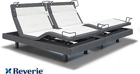 Amazon Com Reverie Adjustable Bed 8q King Size Base Kitchen