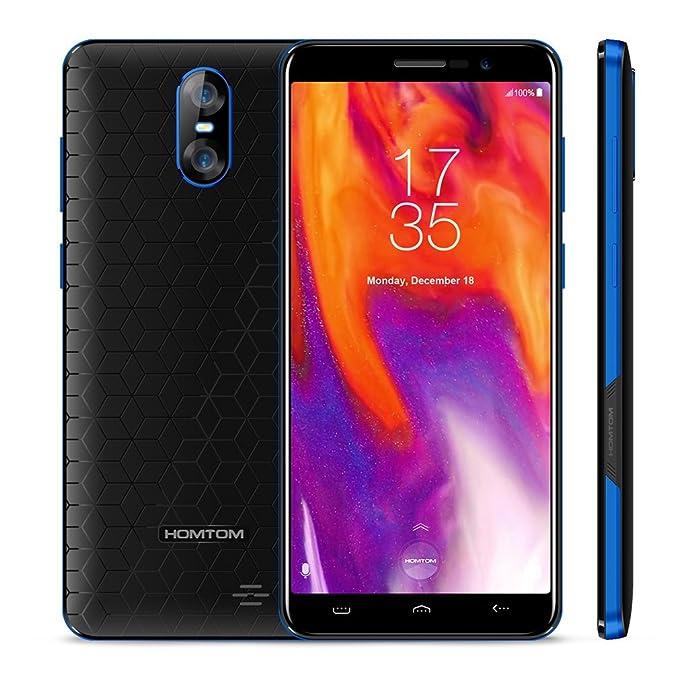 Smartphone Baratos Libres, HOMTOM S12 Android 6.0 Móviles de 5.0