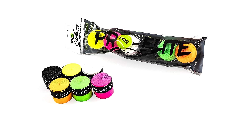 overgrips Pro Elite Confort Perforados (Elige Tus Colores ...