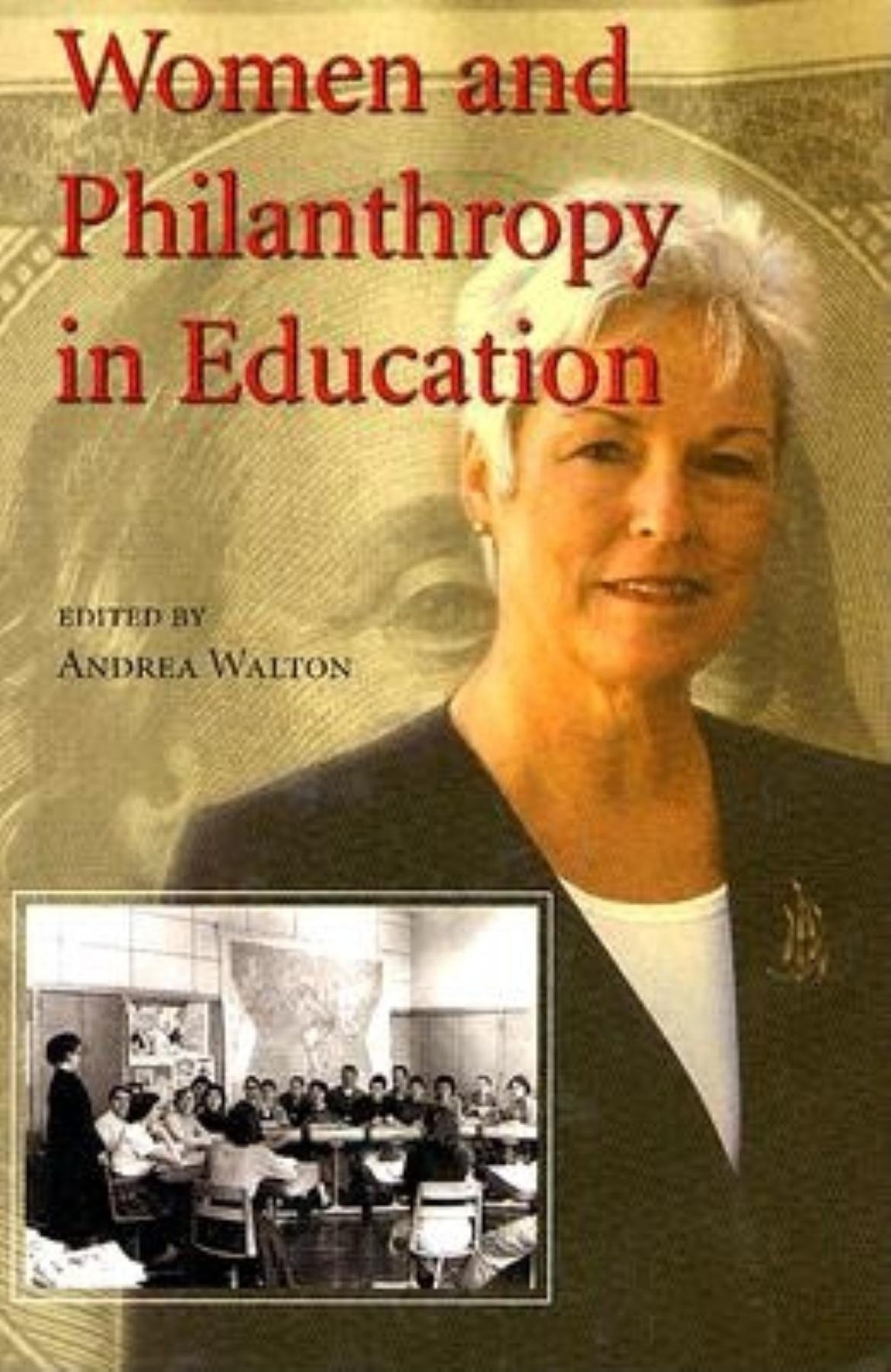 Download Women and Philanthropy in Education (Philanthropic and Nonprofit Studies) ebook