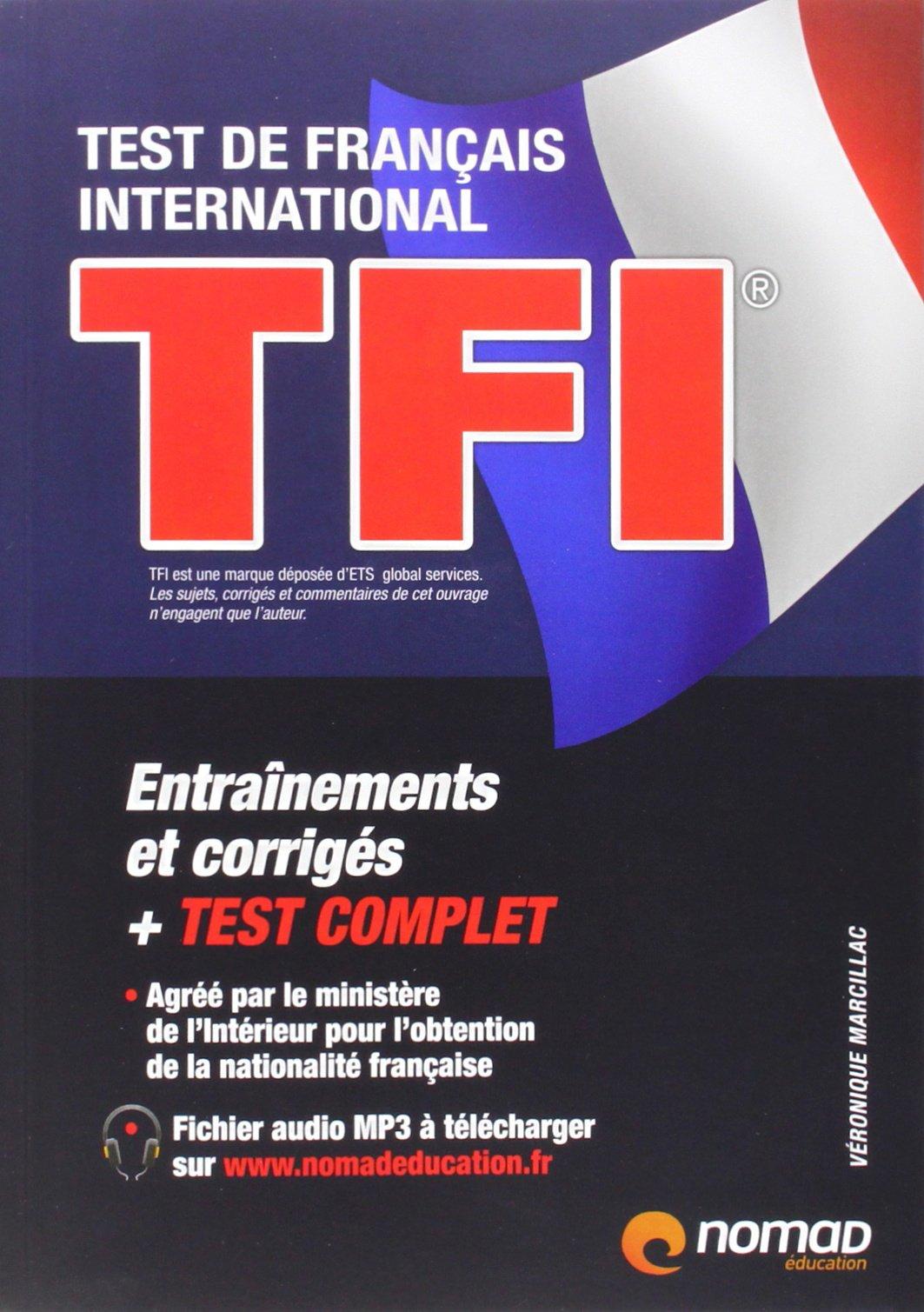 Amazon.in: Buy TFI test de français international : Préparation ...
