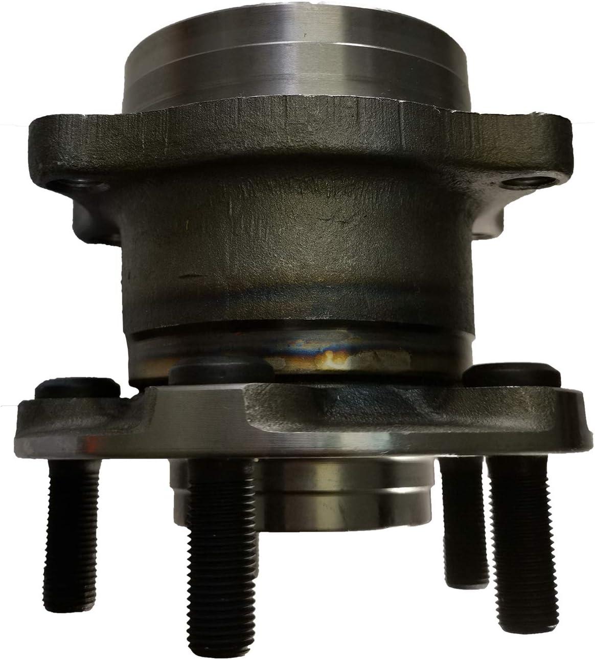 Wheel Bearing Hub Assembly Set of 2 AF512401 x 2 Rear Pair