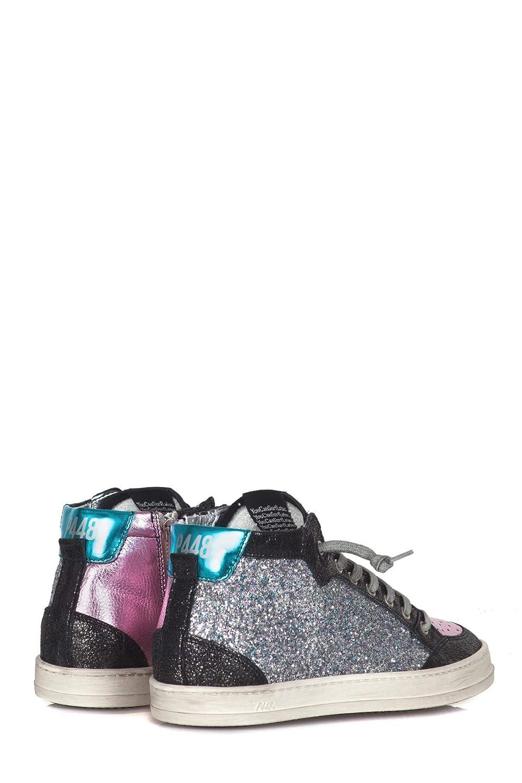 Borse A8lovebs Nero Donna P448 Scarpe Sneakers Si it E Amazon Gltec FZRqqvwx