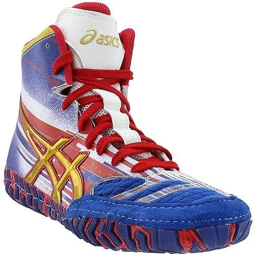 a6697981ccf1 ASICS Aggressor 2 L.E. Wrestling Shoes