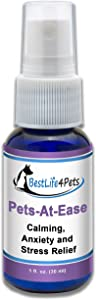 Calming Anxiety Relief for Dogs;  All Natural Pet Stress...