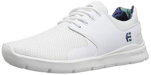 Etnies Scout XT WOS, Zapatillas de Skateboarding para Mujer, Blanco (White 100), 40 EU: Amazon.es: Zapatos y complementos