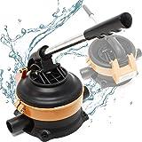 Pompe è eau manuelle avec Levier en acier inoxydable 20l/min max.