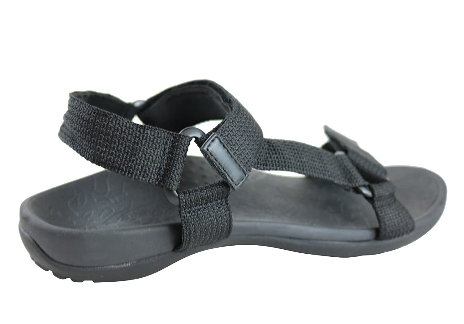 40ad19b3c767 Axign Viva Sandal Womens Comfortable Supportive Orthotic Sandals - Size  10  US Womens or 41 EUR - Color  Black  Amazon.com.au  Fashion