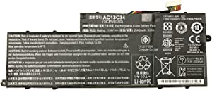 Andglim AC13C34 30Wh 2640mAh Battery Replacement for Acer Aspire V-11 E-11 V3-111 V3-112 ES1-111 E3-111 E3-112 E3-112M V5-122P V5-132 V5-132P Series Laptop KT.00303.005 3UF426080-1-T1000 11.4V