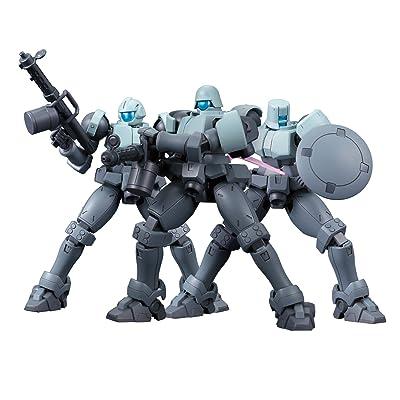 "Bandai Hobby HG 1/144 #08 Leo NPD ""Gundam Build Divers"": Toys & Games"