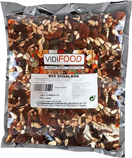 Mix de Frutas y Nueces para ensaladas - 1kg - Mezcla de Semillas ...
