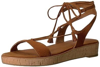 4257ad1842 FRYE Women's Miranda Gladiator Platform Sandal: Buy Online at Low ...