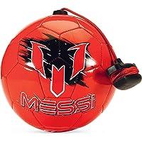 Messi futbol antrenman ekipmanı futbol kontrolle kordonlu ayarlanabilir Praxis & matkaplar için