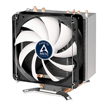 Amazon com: ARCTIC Freezer i32 - CPU Cooler with 120 mm PWM Fan for