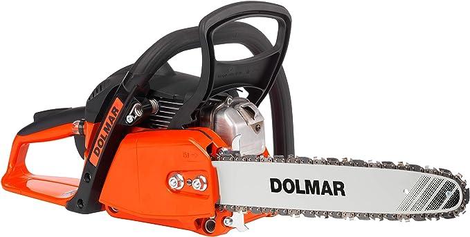 Dolmar 701165040 PS-32C Cilindrada 32 cm3 Espada 35 cm Peso 4,1 Kg
