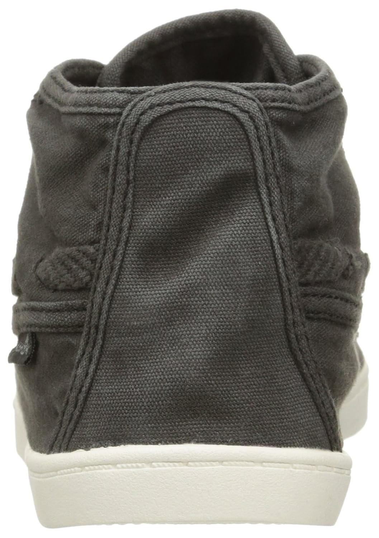 Sanuk Women's Vee K Shawn Chukka Boot B01AIL6Q76 11 B(M) US|Washed Black